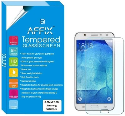 Affix Tempered Glass Guard for Samsung Galaxy J5