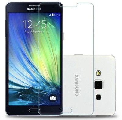 Bidas GA7-Best Quality With HD Clearance Tempered Glass for Samsung Galaxy A7
