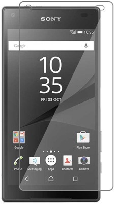 Rudra Traders RUDR.106 Tempered Glass for Sony Xperia Z5