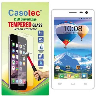 Casotec Tempered Glass Guard for Intex Aqua Style X