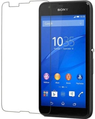 Easo India Sony Xperia E3 Tempered Glass for Sony Xperia E3
