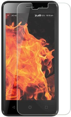 Aarushi Telecom Tempered Glass Guard for Lyf flame 7