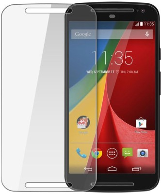 Elecsys F-39 High Quality scratch Proof Pack Of 3 Tempered Glass for Motorola Moto G2