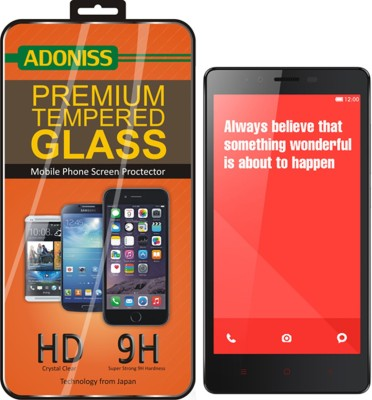 Adoniss Tempered Glass Guard for Mi Redmi Note 4 at flipkart