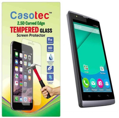 Casotec 2610919 Tempered Glass for Micromax Canvas Blaze 4G+ Q414