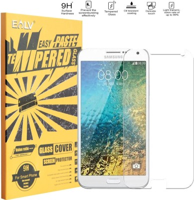 E LV GLASS-SP-GalaxyE5 Tempered Glass for Samsung Galaxy E5