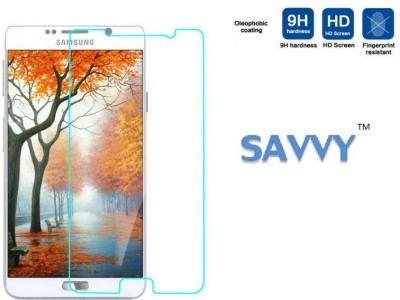 Savvy sam note5 Tempered Glass for Samsung Galaxy Note 5