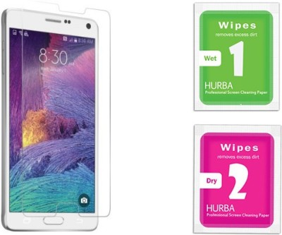 Hurba HRNOTE4SM Tempered Glass for Samsung Galaxy Note 4