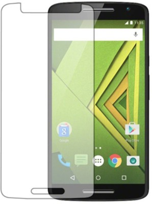 iKraft iK-MxP-Curved Tempered Glass for Motorola Moto X Play