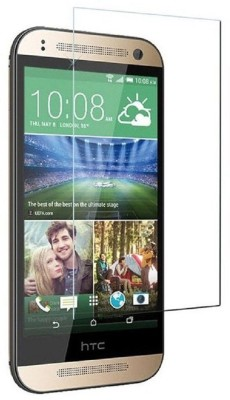 Giftico 17Ultra Thin 0.26mm Explosion-proof 2.5D Curve Edge 9H Tempered Glass for HTC One M7