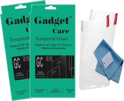 Gadget Care GC2R11 Tempered Glass for Micromax Canvas Play 4G (Q469)