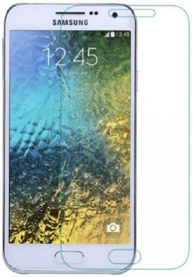 Bidas GE7-Best Quality With HD Clearance Tempered Glass for Samsung Galaxy E7