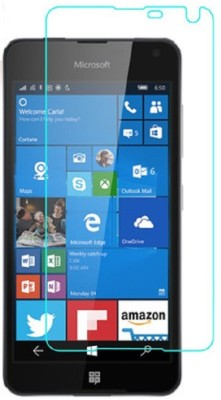 Wellpoint UI-641123 Tempered Glass for Microsoft Lumia 650 (Tempered Glass)