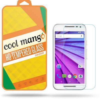 Cool Mango HD 0.3 MM HQ Tempered Glass for Motorola Moto G 3rd Generation