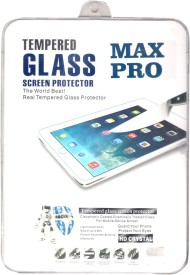Max Pro Tempered Glass Guard for Samsung Galaxy Tab E 9.7''