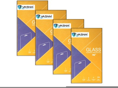 Vasnm CTGPa_93(Pack of 4) Tempered Glass for Panasonic P55 Novo
