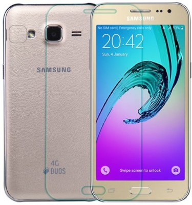 GG ENTERPRISES J2 Tempered Glass for Samsung J2