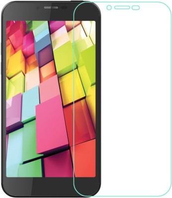 Feather Featg_msg_103 Tempered Glass for Intex Aqua 4G+