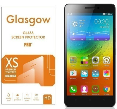 Glasgow XD 42 9H Surface Hardness Tempered Glass for Lenovo A7000