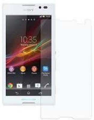 WHAAT A DEAL Sony Tempered Glass for Sony Xperia Z2