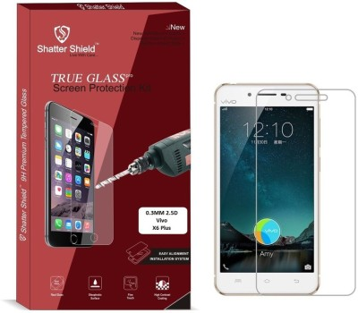 Shatter Shield Tempered Glass Guard for Vivo X6 Plus (5.7