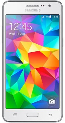 Therstore Tempered Glass Guard for Samsung Galaxy Grand Prime (4g)
