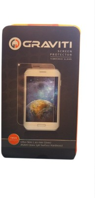 Gravity 0.2mm UNBREAKABLE Reusable SCREEN PROTECTOR Tempered Glass for Apple Iphone 4/4s
