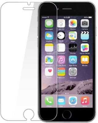 Rudra Traders RUDR.42 Tempered Glass for Apple Iphone 6