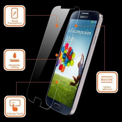 Multi Retail Samsung Galaxy S4 Tempered Glass for Samsung Galaxy S4