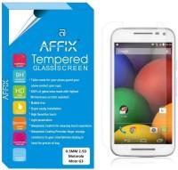 Affix Tempered Glass Guard for Motorola Moto G (3rd Gen)