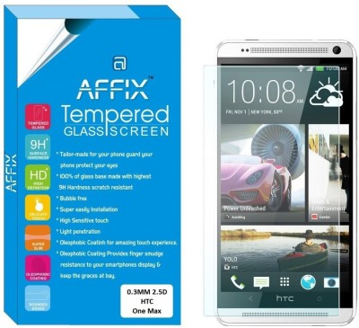 Affix FAG0012 Premium Tempered Glass for Asus Zenfone Max (5.5