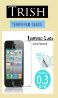 Trish Tempered Glass Guard for Micromax Canvas 6 Pro E484