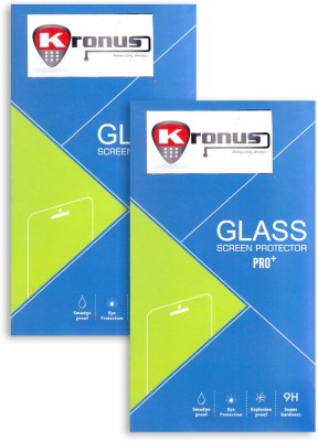 Kronus Tempered Glass Guard for Sony Xperia M4 Aqua Dual