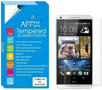 Affix Tempered Glass Guard for HTC Desire 816G