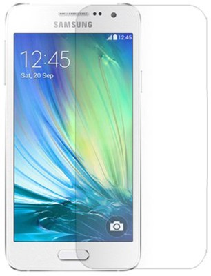 Sun Mobisys A3_Glass_Clr Tempered Glass for Samsung Galaxy A3