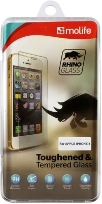 Molife Mirror Screen Guard for Apple iPhone 5