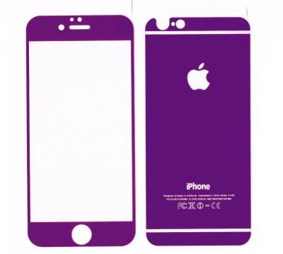 CASECRAFT FRONT-BACK-20 Tempered Glass for Apple iPhone 4s