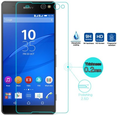 Crook Power HD-239 Tempered Glass for Sony Xperia C5