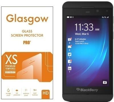Glasgow DH Premium Pro+ BB Z10 Tempered Glass for BlackBerry Z10