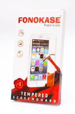 Fonokase New Temp 25 Tempered Glass for Lenova a5000