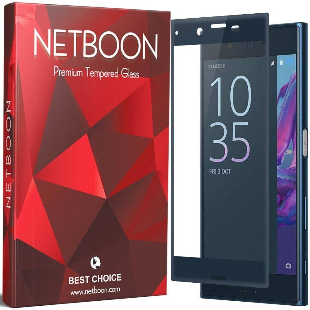 Netboon Tempered Glass Guard for Sony Xperia XZ