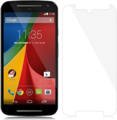 vikat for Moto G (2nd Generation) Tempered Glass for for Moto G (2nd Generation)
