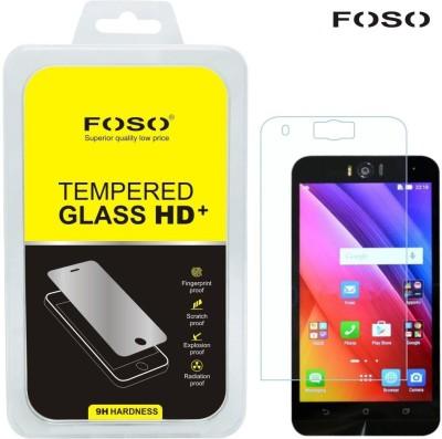 FOSO ZENFONE 2 Tempered Glass for Asus Zenfone 2 Selfie ZD551KL
