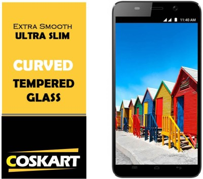 Coskart CT636 Tempered Glass for Micromax Canvas Play Q355