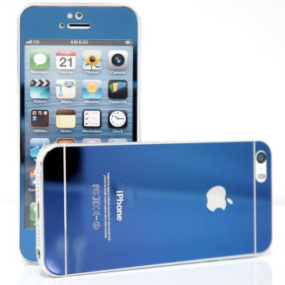 Qawachh Tempered Glass Guard for apple 5;5s