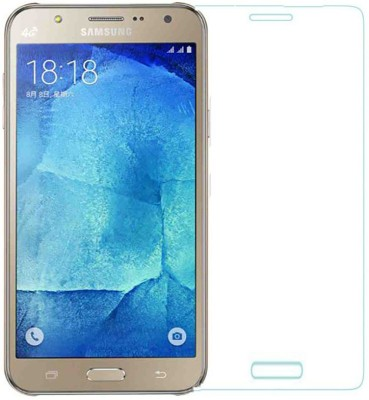 colour blind Tempered Glass Guard for Samsung Galaxy J7