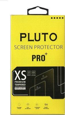 Pluto 415- Golden Colour Only Front Tempered Glass for Apple iPhone 4S