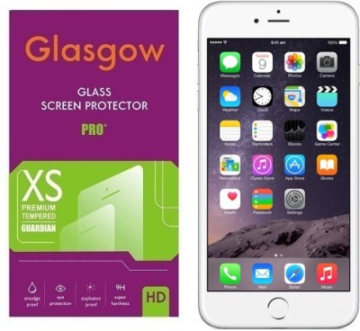 Glasgow AK Kristal Clear Tempered Glass for Apple iPhone 6 Plus