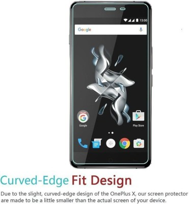 Chevron O11 Pro+ Curved Tempered Glass for OnePlus X