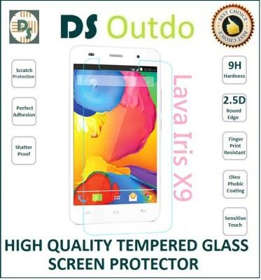 Outdo Lava Iris X9 High Quality Tempered glass Screen protector Tempered Glass for Lava Iris X9